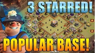 Video TH10 -3 star on Island base [GoBoNer] MIner Attack strategy | Clash of clans MP3, 3GP, MP4, WEBM, AVI, FLV Mei 2017