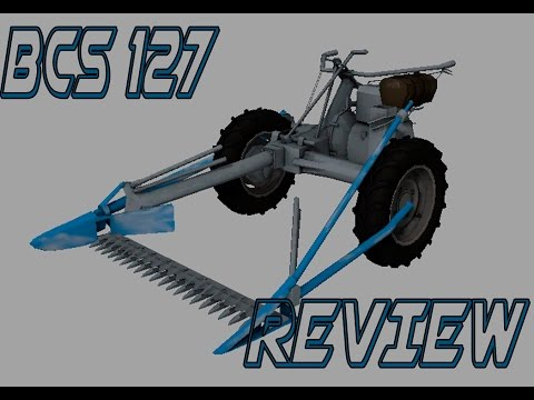 Motor mower BCS 127 v2.0