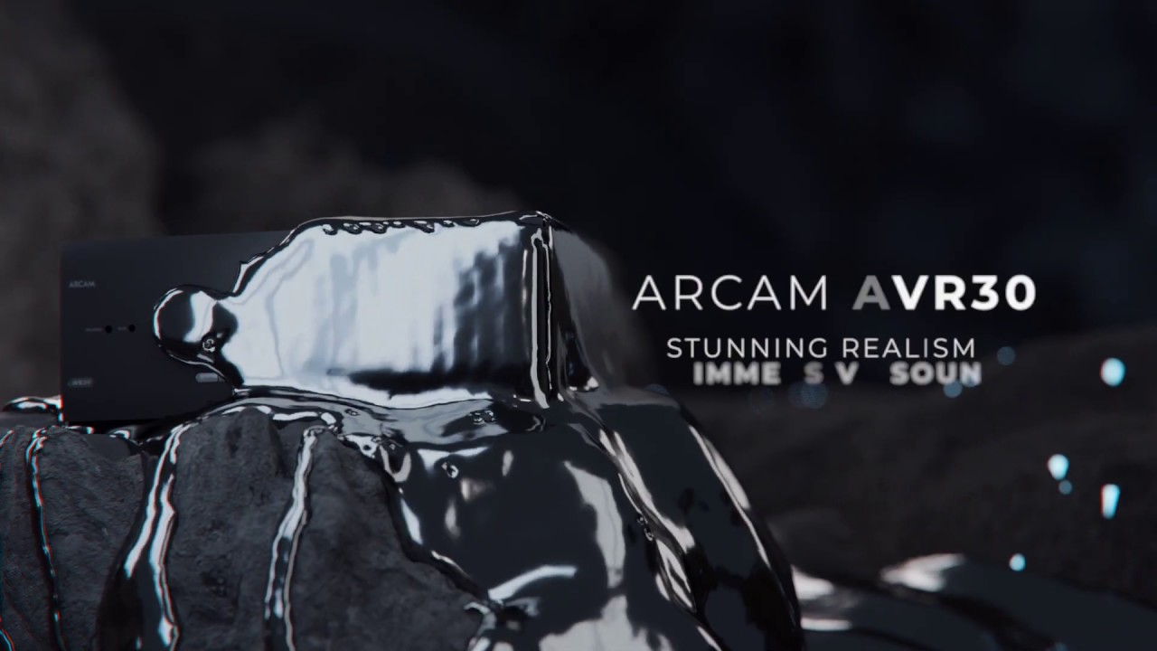 Preview image - Arcam AVR30