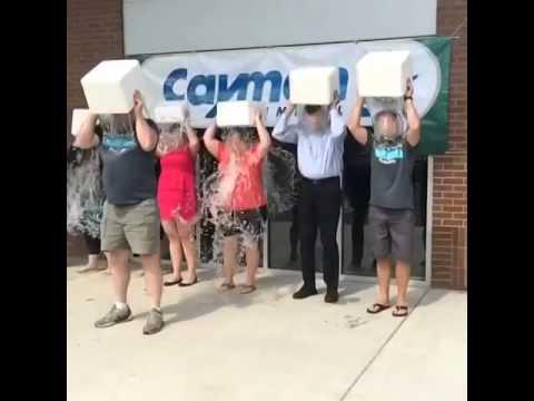 Ice Bucket Challenge, Part 2
