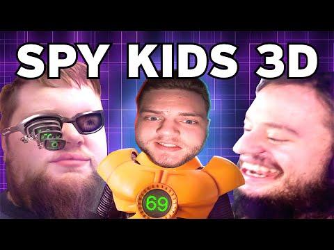 Spy Kids 3 is a CGI Fever Dream