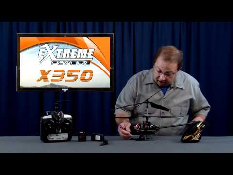 Extreme X350 Co-Axial Helicopter