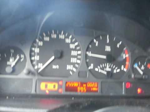 BMW E46 318D 2002