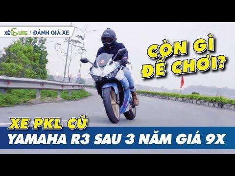 Xe PKL cũ: Yamaha R3 sau 3 năm giá 9x - còn gì để chơi? - Thời lượng: 21:28.