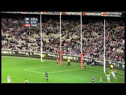 AFL 2011 &#8211; Round 11 &#8211; Collingwood vs. St.Kilda &#8211; Game Highlights