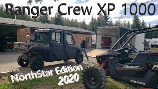 4. 2020 Ranger Crew XP 1000 NorthStar Edition - First Impression Review