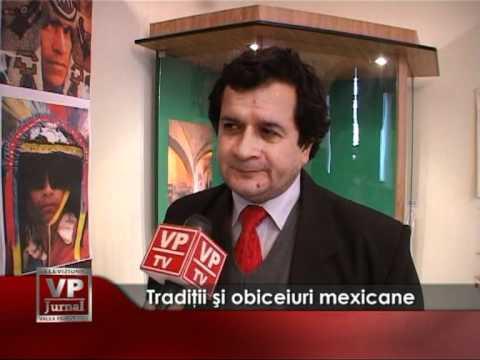 Tradiţii şi obiceiuri mexicane