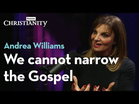 Andrea Williams: We cannot narrow the Gospel // Premier Christianity