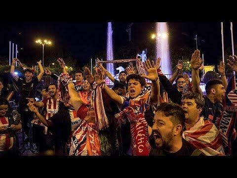 Πανηγύρια για την Ατλέτικο Μαδρίτης θλίψη στη Μασσαλία …