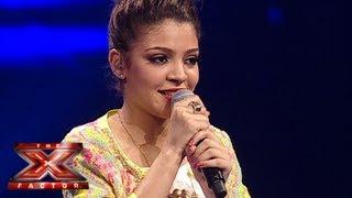 سلوى أنلوف - العروض المباشرة - الاسبوع 6 - The X Factor 2013
