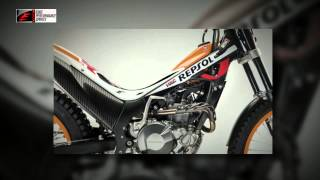 5. What's New From Honda: 2015 Honda Cota 4RT Repsol Edition – Baker City Performance Motorsport Shop