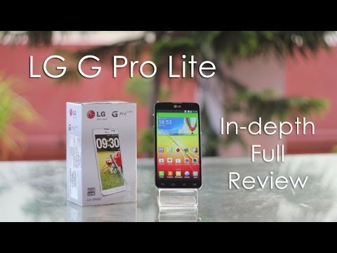 LG G Pro Lite Mid-range Android Phone In-depth Full Review