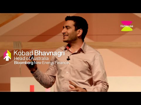 A global renewable energy future is now inevitable - Kobad Bhavnagri - HotHouse ENERGY