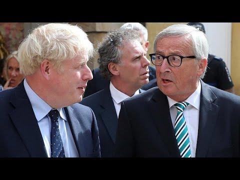Brexit: Νέο ναυάγιο στις συνομιλίες Τζόνσον – Γιούνκερ