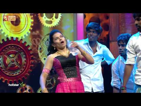 Video Jodi | ஜோடி - Fusion Round | Sonali and Aadhi download in MP3, 3GP, MP4, WEBM, AVI, FLV January 2017