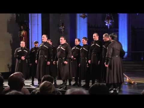 מוסיקת אקאפלה מגאורגיה