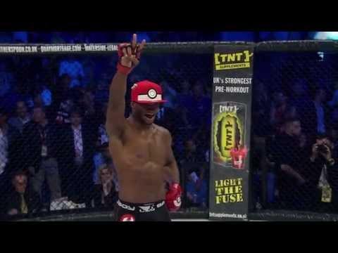 MMA 拳手Pokemon式K.O.!踢碎對手頭骨後再用精靈球收伏!