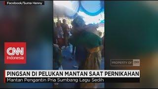 Download Video Viral! Mempelai Pingsan di Pelukan Mantan Saat Pernikahan MP3 3GP MP4