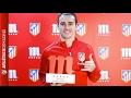Griezmann #Jugador5Estrellas de enero - Vídeos de Entrevistas ATM del Atlético de Madrid