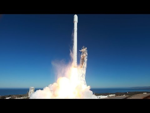 Falcon 9 demonstration flight