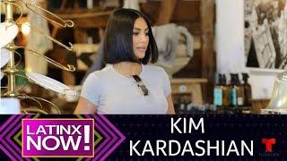 Kim Kardashian Sorprende con un Nuevo y Sexy Look