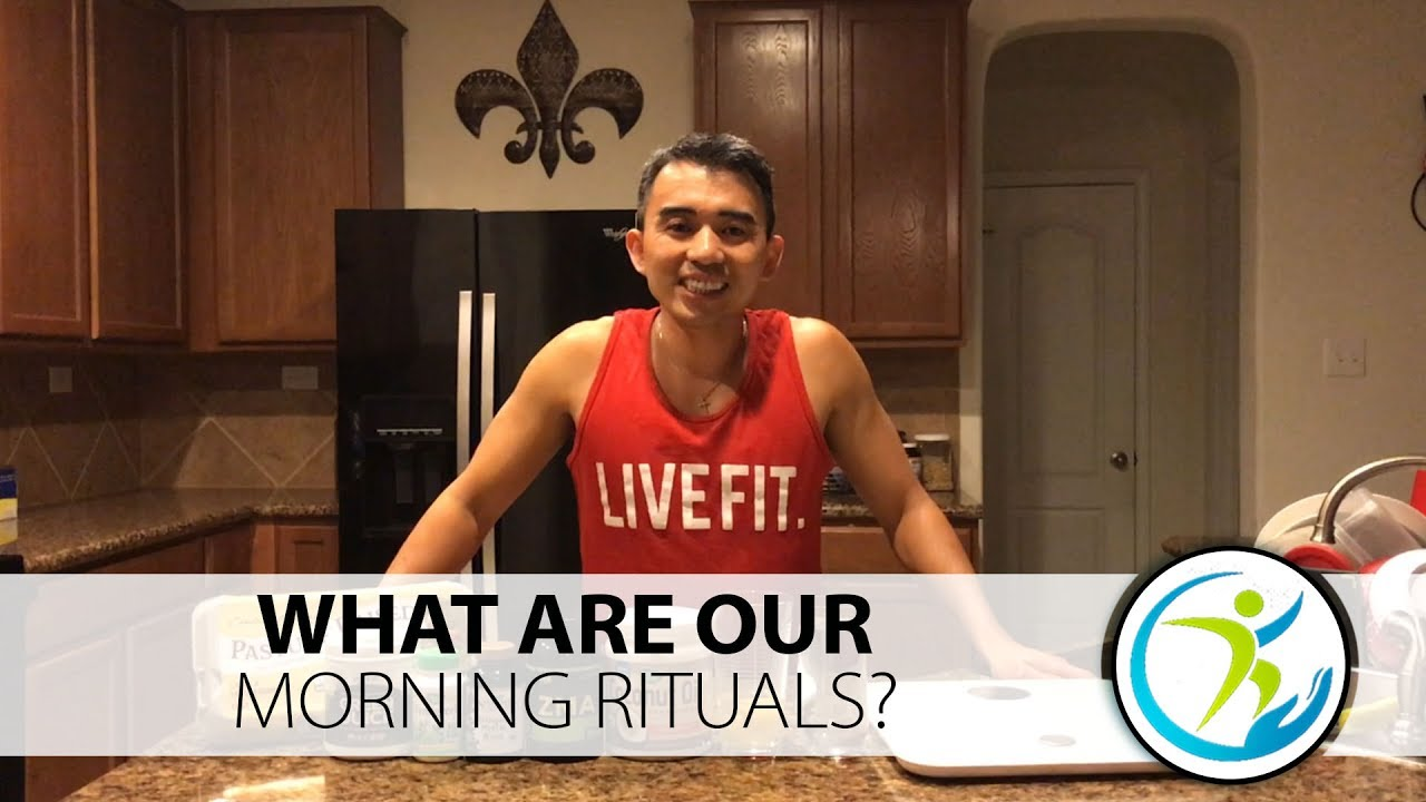What Are Our Morning Rituals?