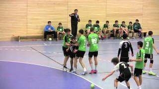 Bascharage Luxembourg  City pictures : Bascharage HC Standard handball U17 Luxembourg