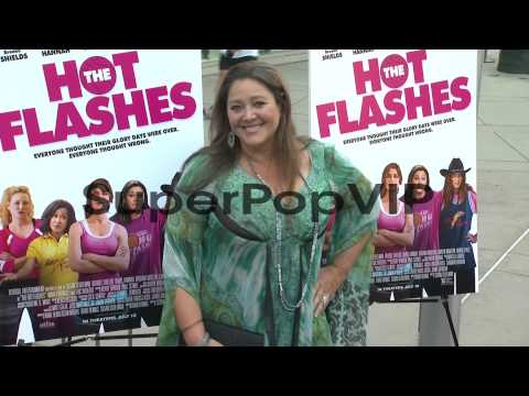 Camryn Manheim at The Hot Flashes Los Angeles Premiere on...