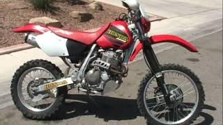 2. HONDA XR400R