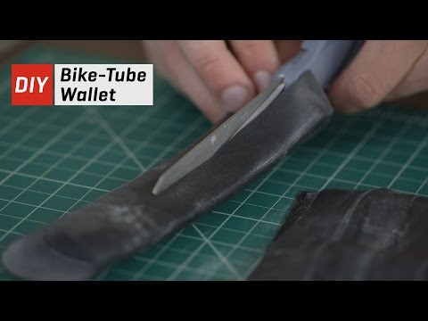 Give busted tubes new life and keep yourself organised on the bike.