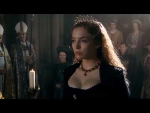 "Elizabeth of York and Henry Tudor get married - ""The White Princess"""