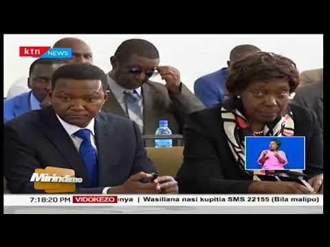 Wafuasi wa NASA wakusanyika uwanja wa ndege wa Kisumu kumlaki Raila Odinga: Mirindimo_A héten feltöltött legjobb űrhajó videók