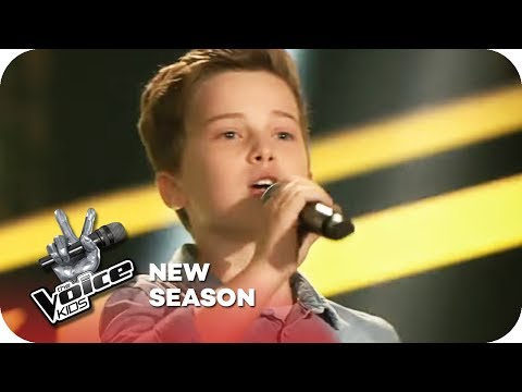 Kris Kross - Jump (Jonah) | Blind Auditions | The Voice Kids 2018 | SAT.1