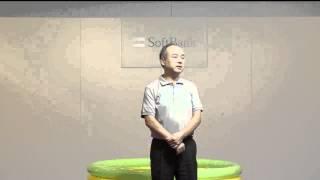 Masayoshi Son Accepts ALS Ice Bucket Challenge