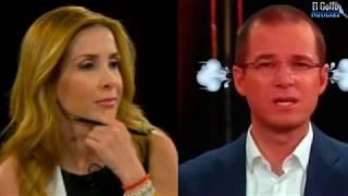 Periodista de Milenio 'humilla y destroza' a Ricardo Anaya durante debate