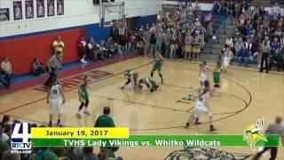 TVHS Girls Basketball vs. Whitko