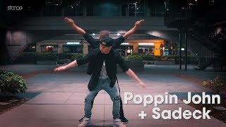Poppin John + Sadeck – SHAPES & ANGLES