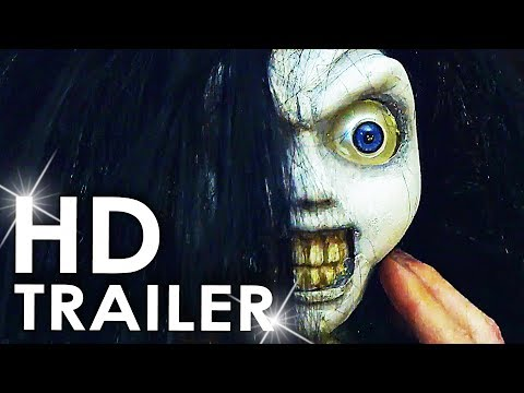 CURSE OF THE WITCH'S DOLLS Trailer (2018) Thriller Movie HD