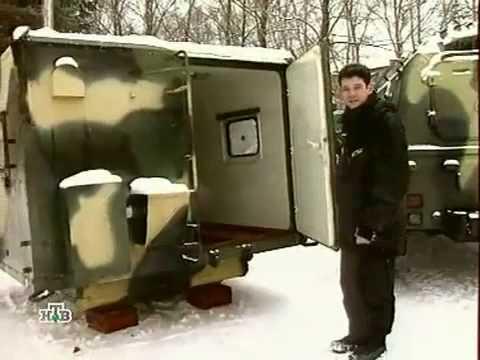 Military Vehicles [Russia]: ГАЗ-3937 Водник/GAZ-3937 Aquarius ...