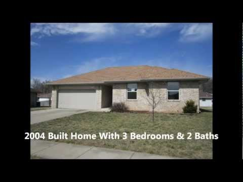 Springfield Missouri Real Estate For Sale Home Tour