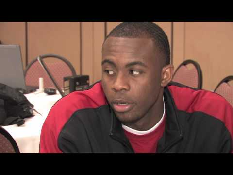 James Anderson Draft Combine Interview
