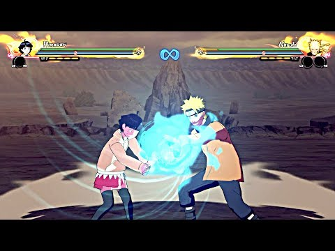 ROAD TO BORUTO All NEW Modified Characters Ultimate Jutsus 2018- BORUTO NARUTO STORM 4 EPIC DLC MODS