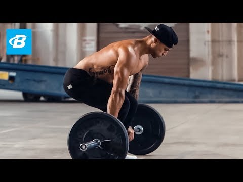 Barbell Deadlift Bent Row Complex | Exercise Guide