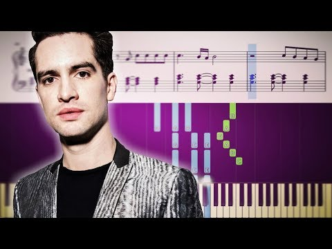 Panic! At The Disco - This Is Gospel - Piano Tutorial + SHEETS