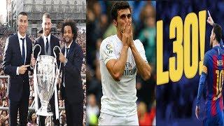 Video CRACK del Madrid Amenaza con IRSE si CR7 se va | EL Adiós de Arbeloa | Cumpleaños de Messi MP3, 3GP, MP4, WEBM, AVI, FLV Juni 2017
