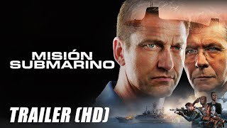 Misión Submarino (Hunter Killer) - Trailer HD Subtitulado