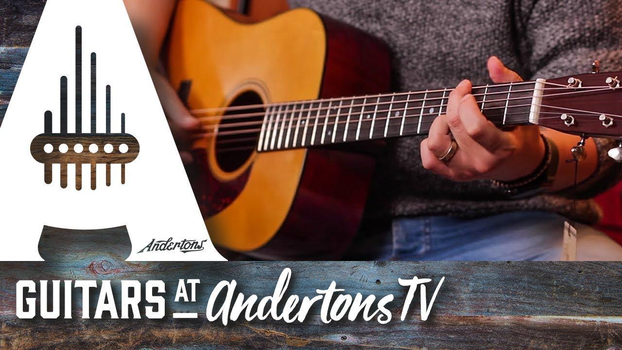 Atkin Essential D Dreadnought Acoustic Guitar