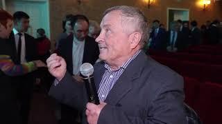 Отчетная встреча акима Усть-Каменогорска