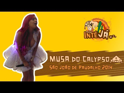 Musa do Calypso no São João de Paudalho 2014