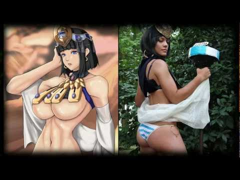 Cosplay reality or fiction ? PART 2